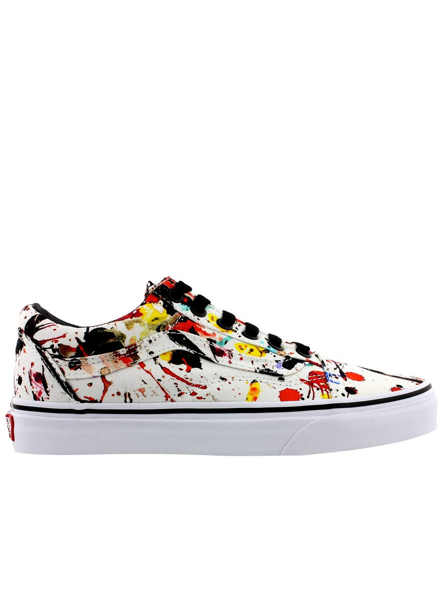 823de6e0d38 Vans Old Skool Paint Splatter Trainers - Buy Online at Grindstore.com