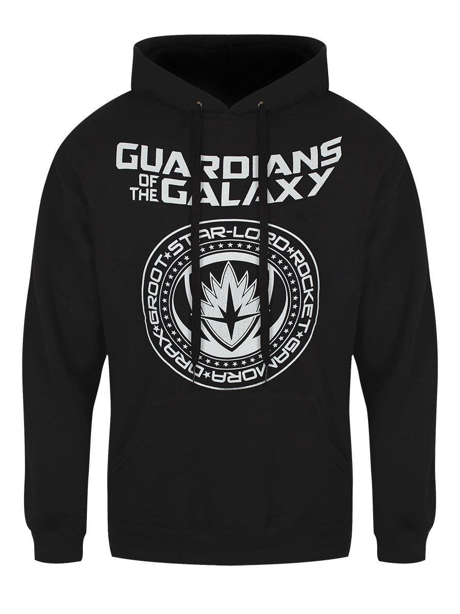 SEAL Hooded Sweatshirt New Official MARVEL GUARDIANS OF THE GALAXY VOL 2