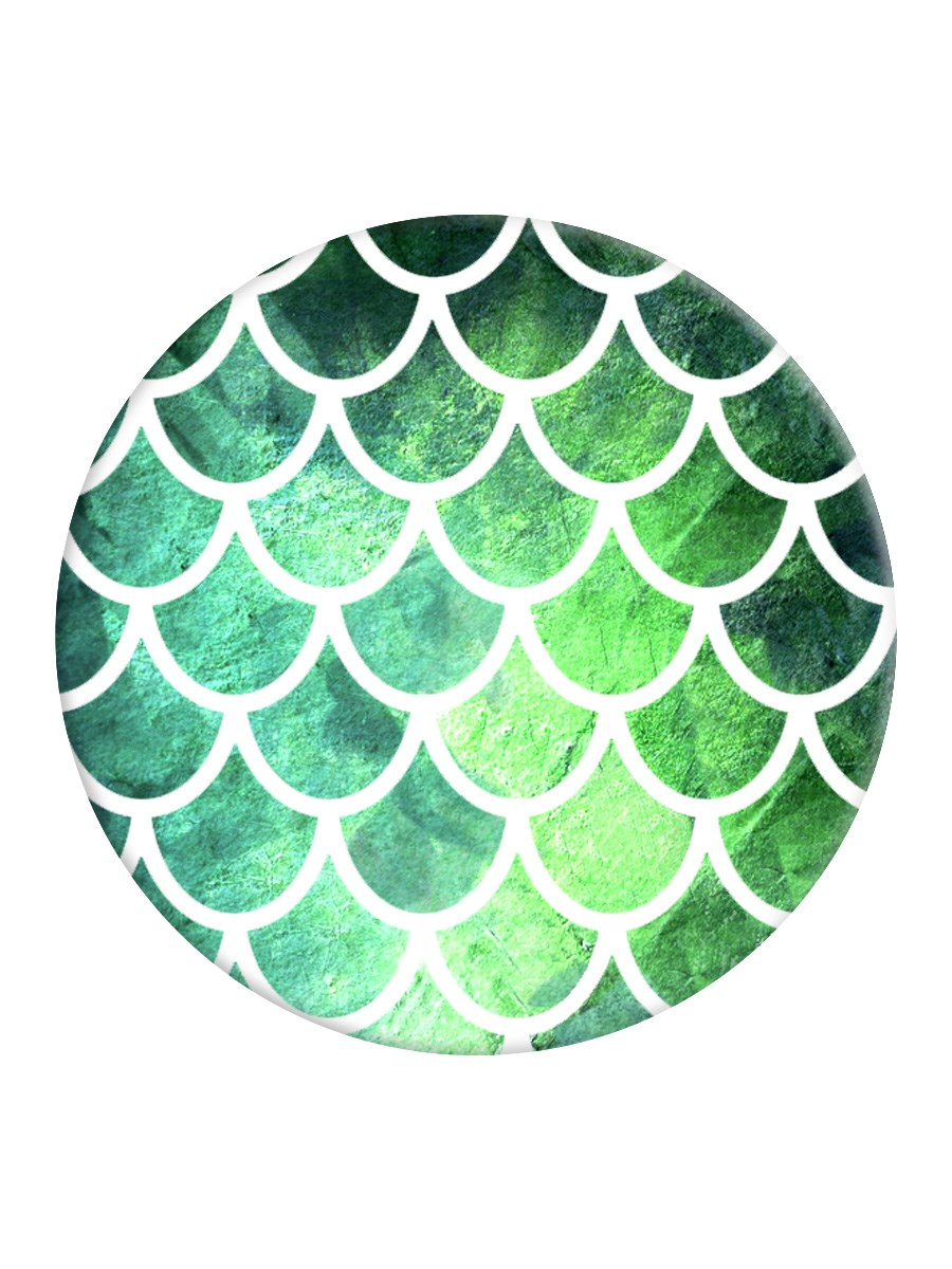 Popsockets Green Scales - Phone Stand And Grip