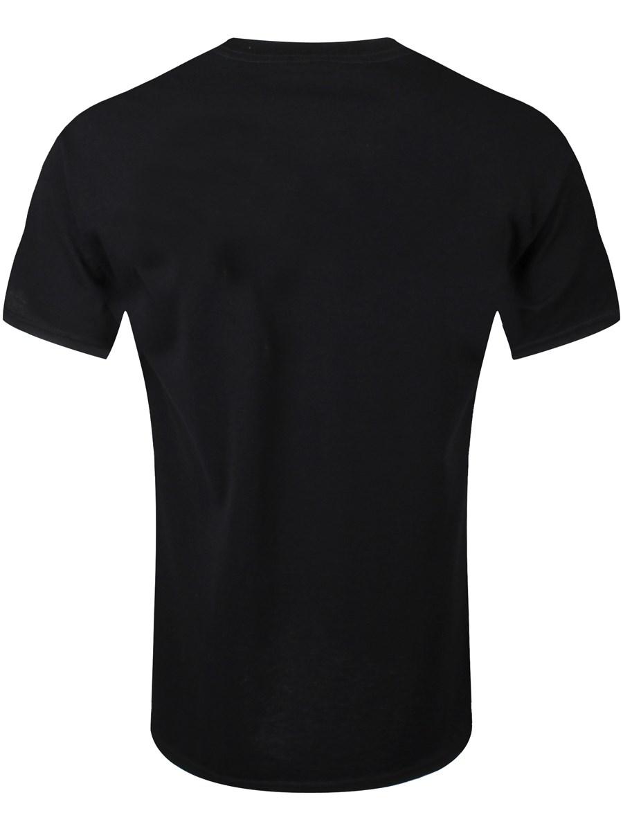 c1b3f67e Panic! At The Disco Icons Men's Black T-Shirt - Buy Online at ...