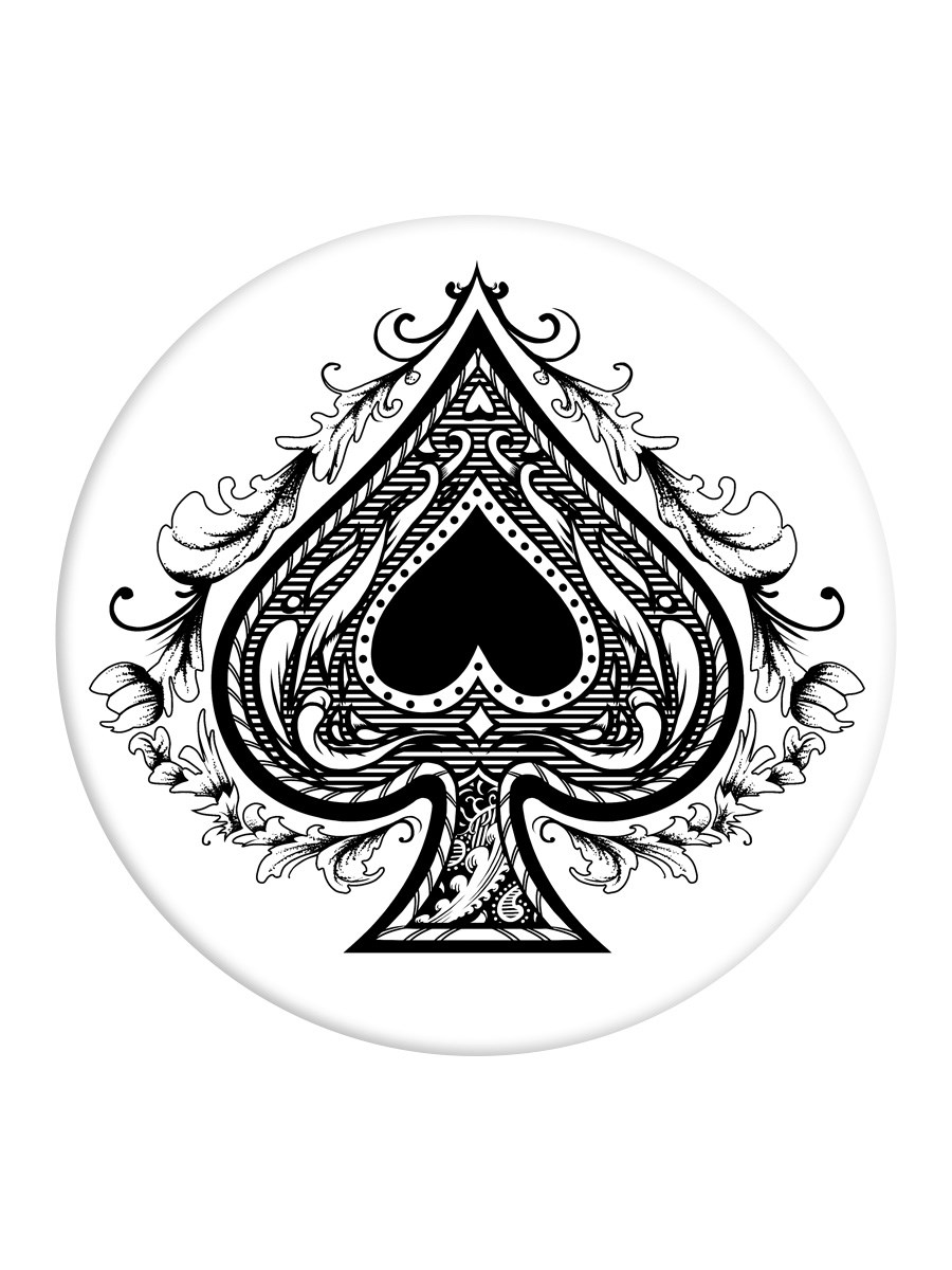 popsockets ace of spades phone stand and grip buy online at. Black Bedroom Furniture Sets. Home Design Ideas