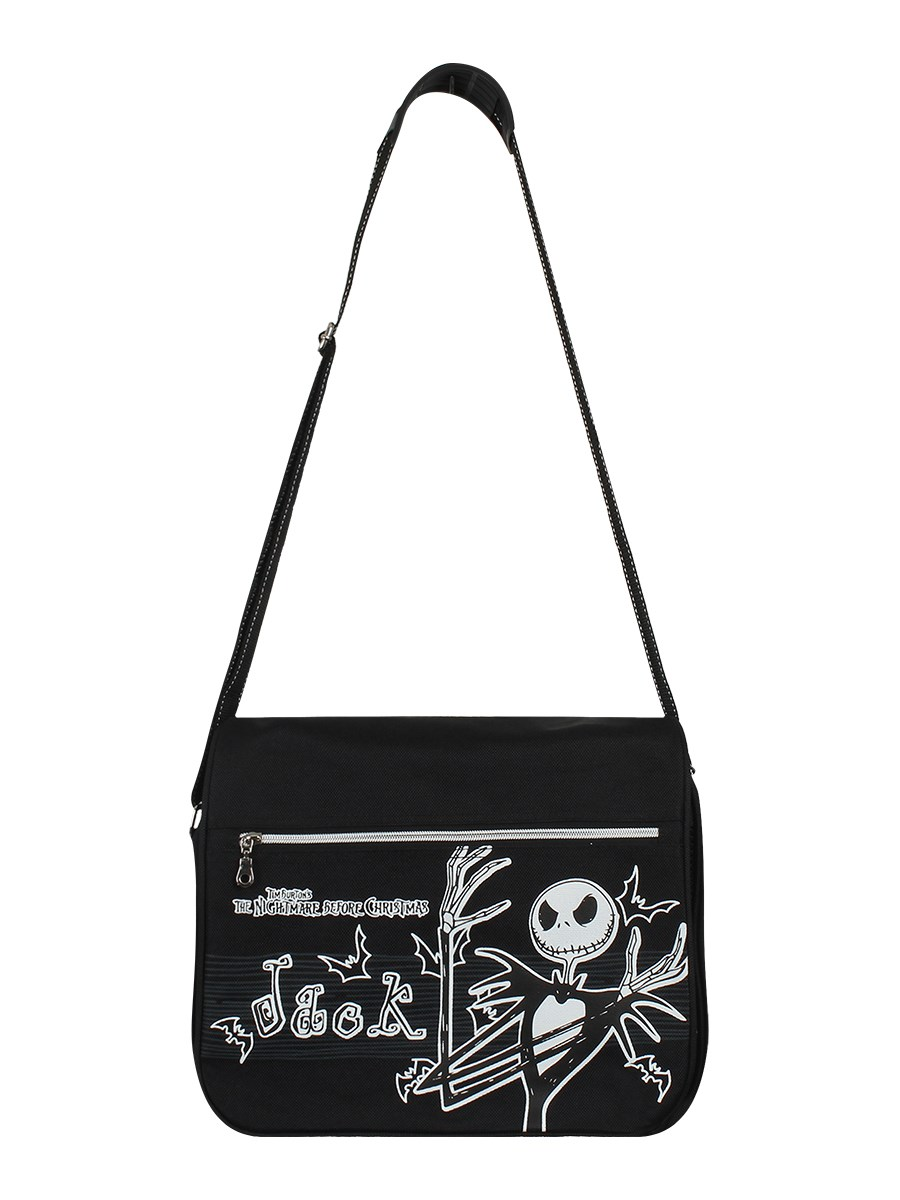 Nightmare Before Christmas Messenger Bag - Buy Online at Grindstore.com