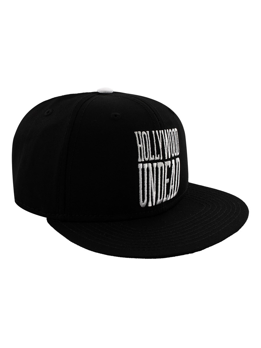 Hollywood Undead baseball Cap Mirror Doves band logo new Official Black Snapback