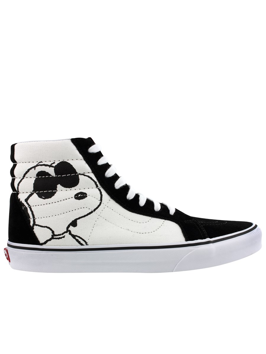 62808d3530 Vans X Peanuts Joe Cool Sk8-Hi Reissue Trainers - Buy Online at ...