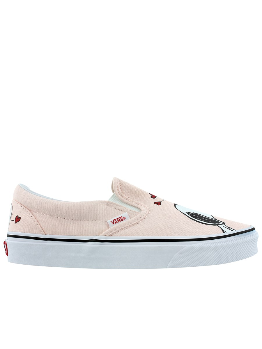 2fd82ee73aef13 Vans x Peanuts Lucy Smack Classic Slip Ons - Buy Online at ...