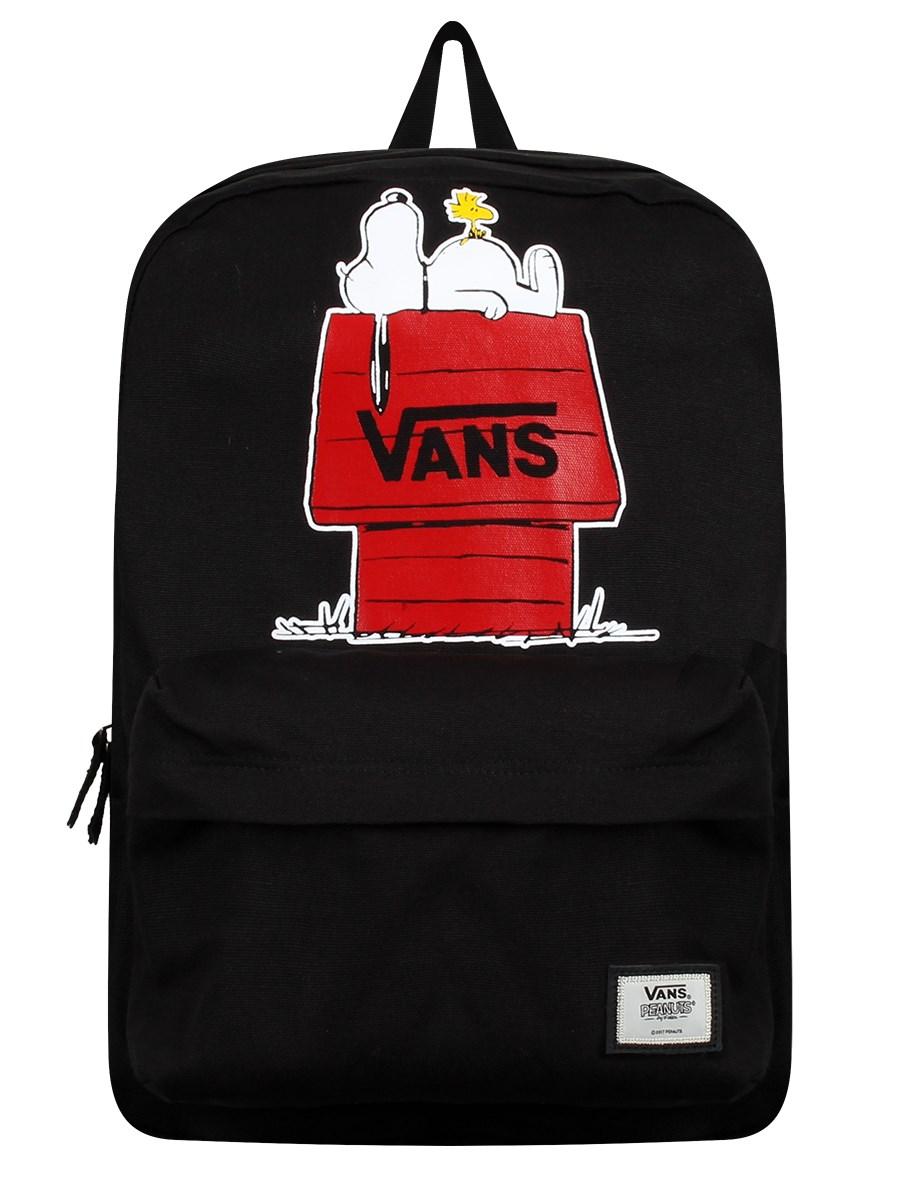 vans snoopy backpack uk