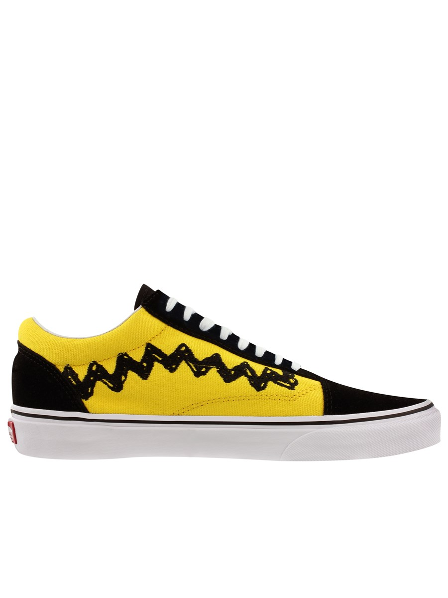 f842f6b17f2 Vans x Peanuts Charlie Brown Old Skool Trainers - Buy Online at ...