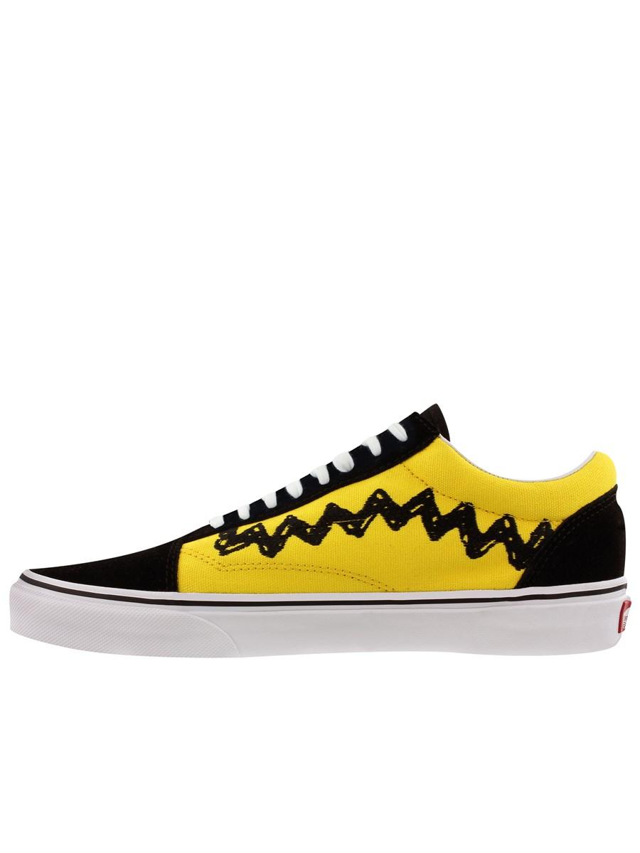 97ab36c39328 Vans x Peanuts Charlie Brown Old Skool Trainers