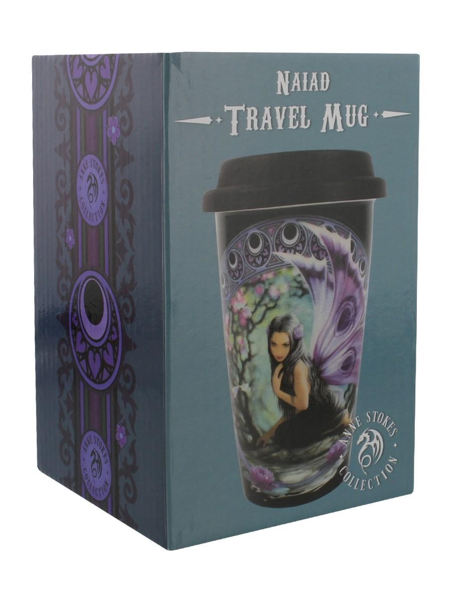 Anne Stokes Naiad Travel Mug