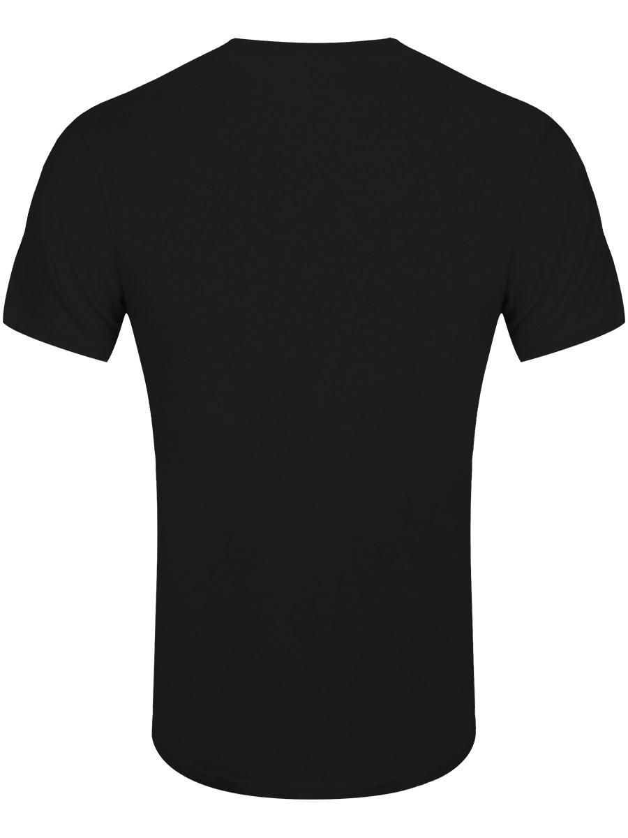 Back in black t shirt - Nirvana In Utero Men S Black T Shirt