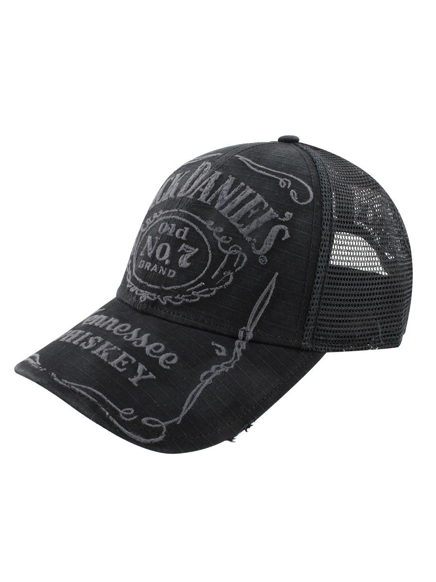 Jack Daniels Vintage Trucker Cap - Buy Online at Grindstore.com a20a4860b0f