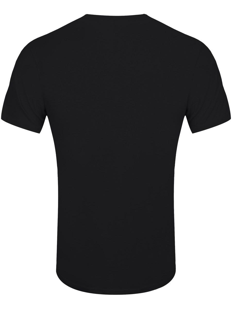 T shirt plain white back - Fashionably Plain Men S Black T Shirt