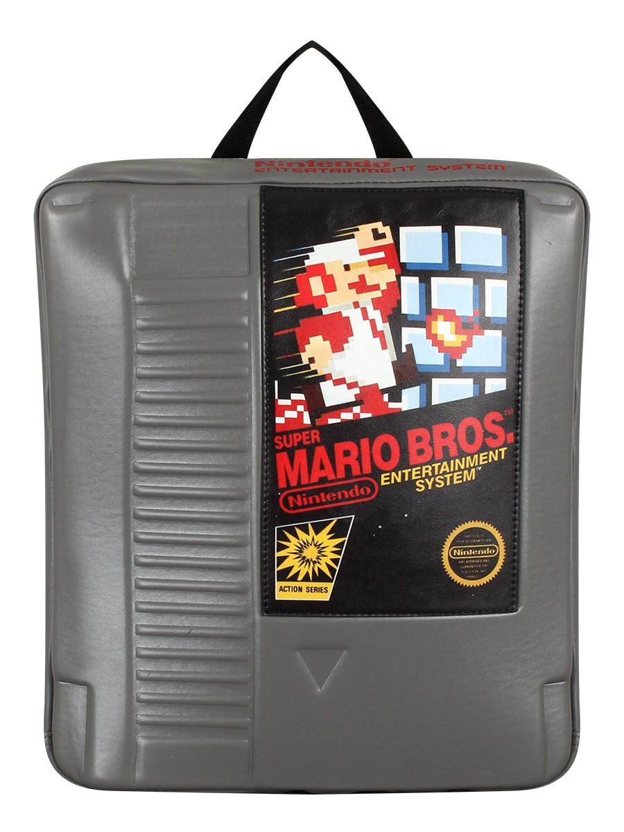 Nintendo NES Cartridge Shaped Backpack - Buy Online at Grindstore.com 3ca056ec13817