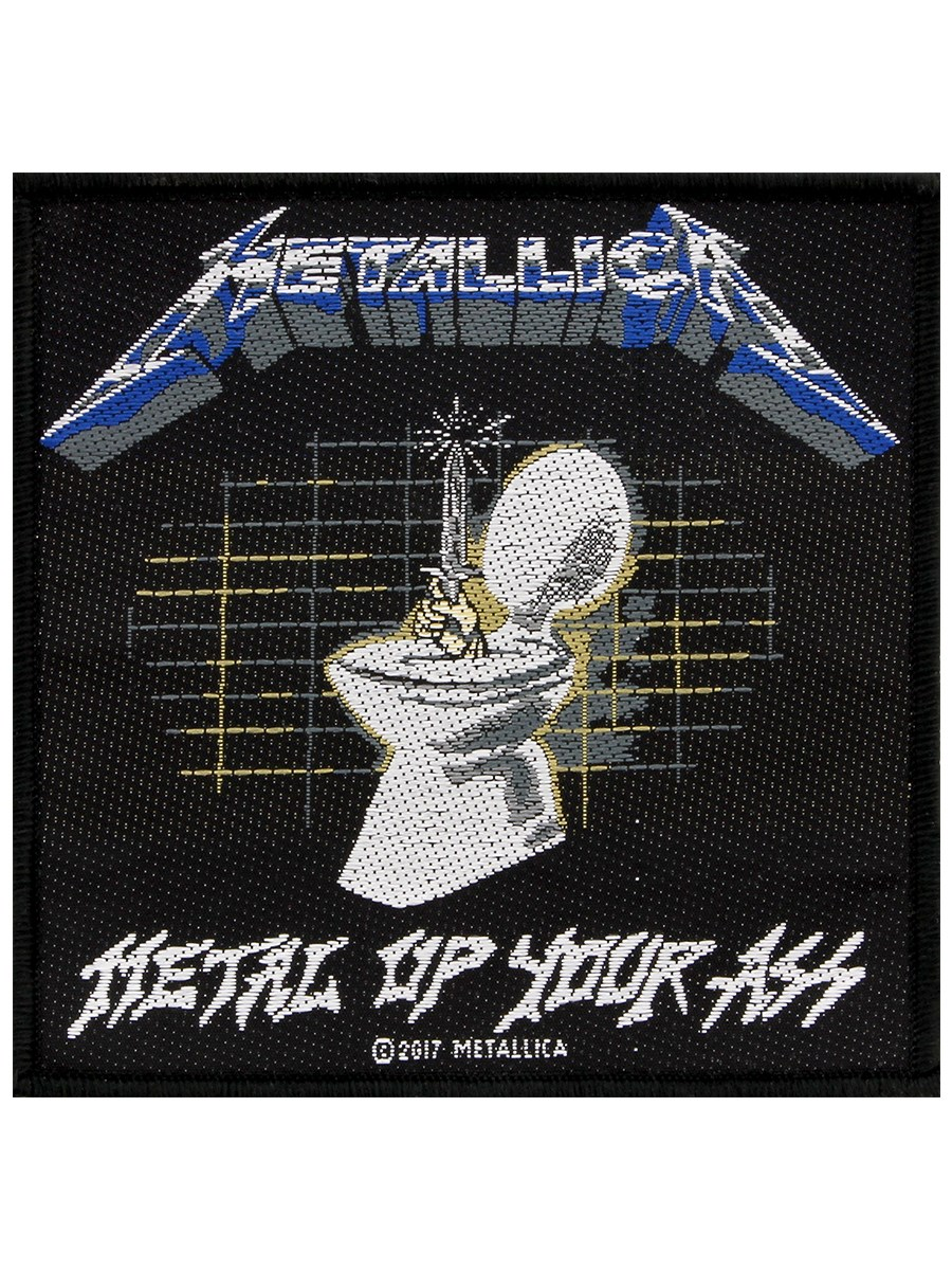 What Metal up your ass metallica