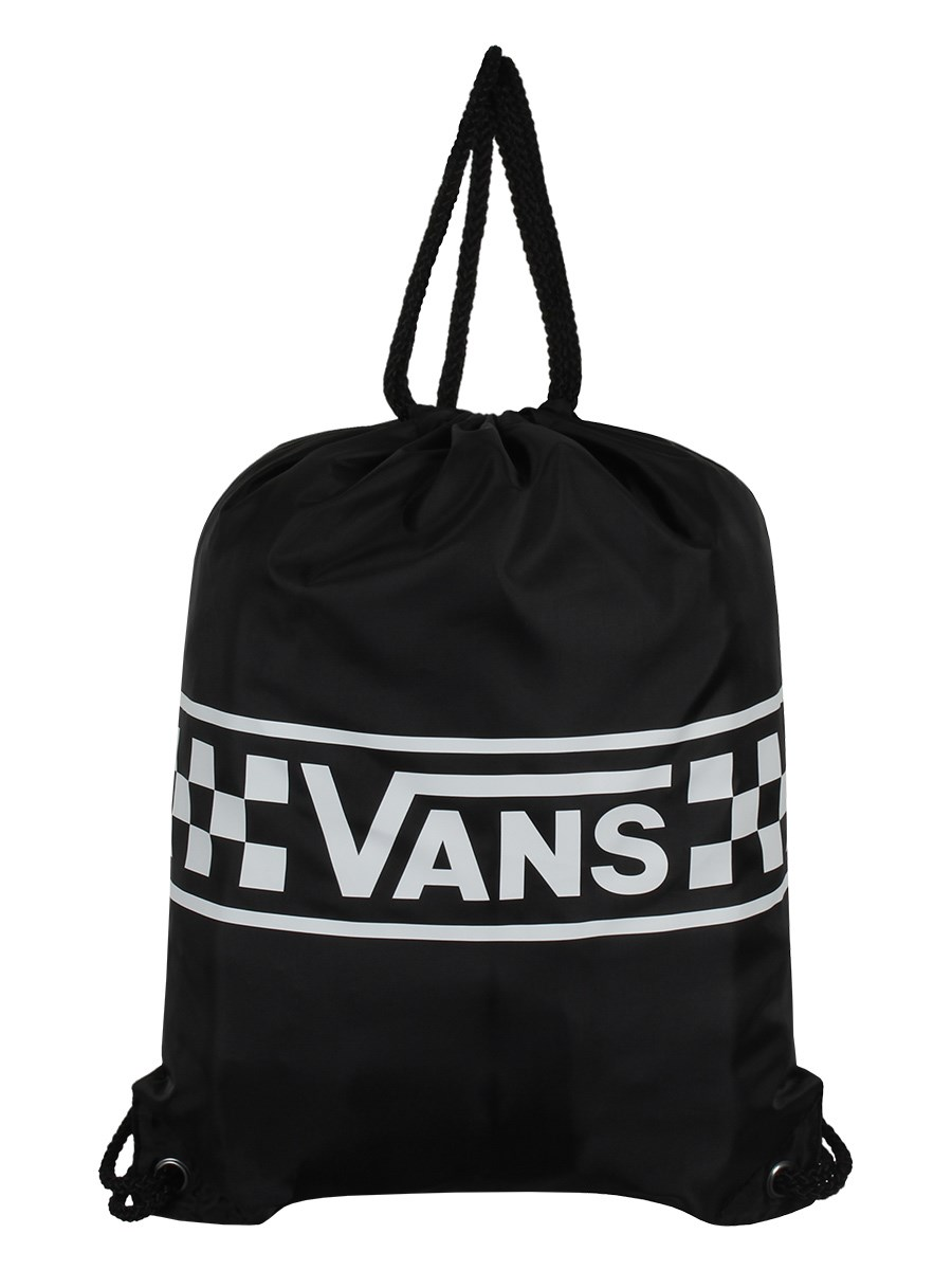 d2c46ed89df Vans Benched Bag - Black   White Checkerboard - Buy Online at ...