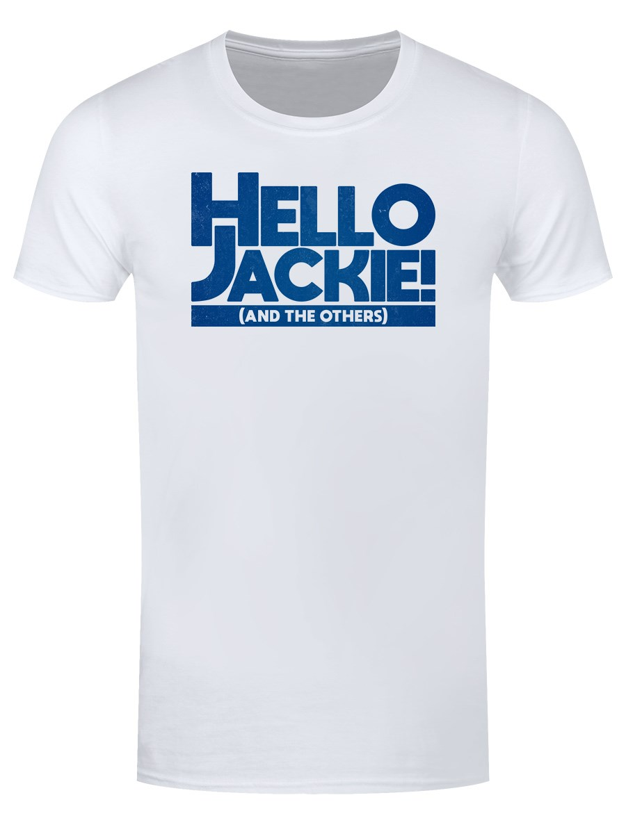 416ebe54 Hello Jackie Men's White T-Shirt - Buy Online at Grindstore.com
