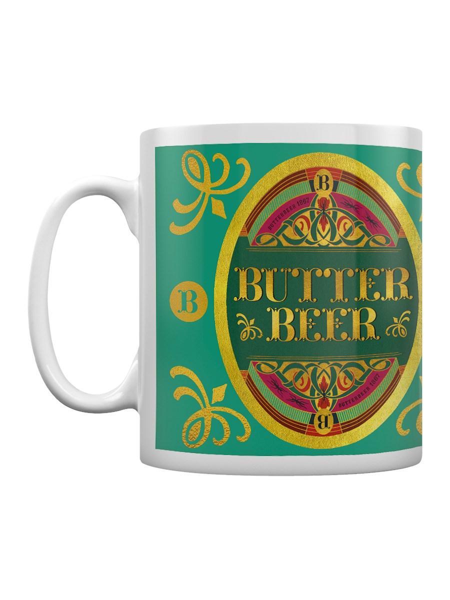 Fantastic Beasts The Crimes Of Grindelwald Butter Beer Mug