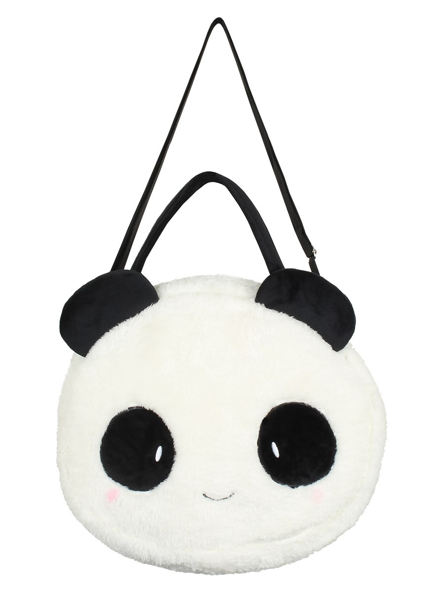 Kawaii Panda Fluffy Handbag - Buy Online at Grindstore.com 90b8a398f28d5