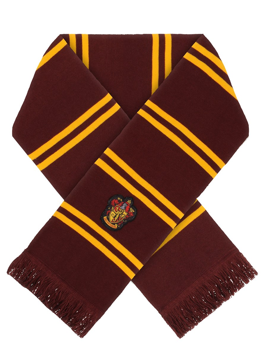 ef8c27abdc2 Harry Potter Hogwarts Gryffindor Scarf