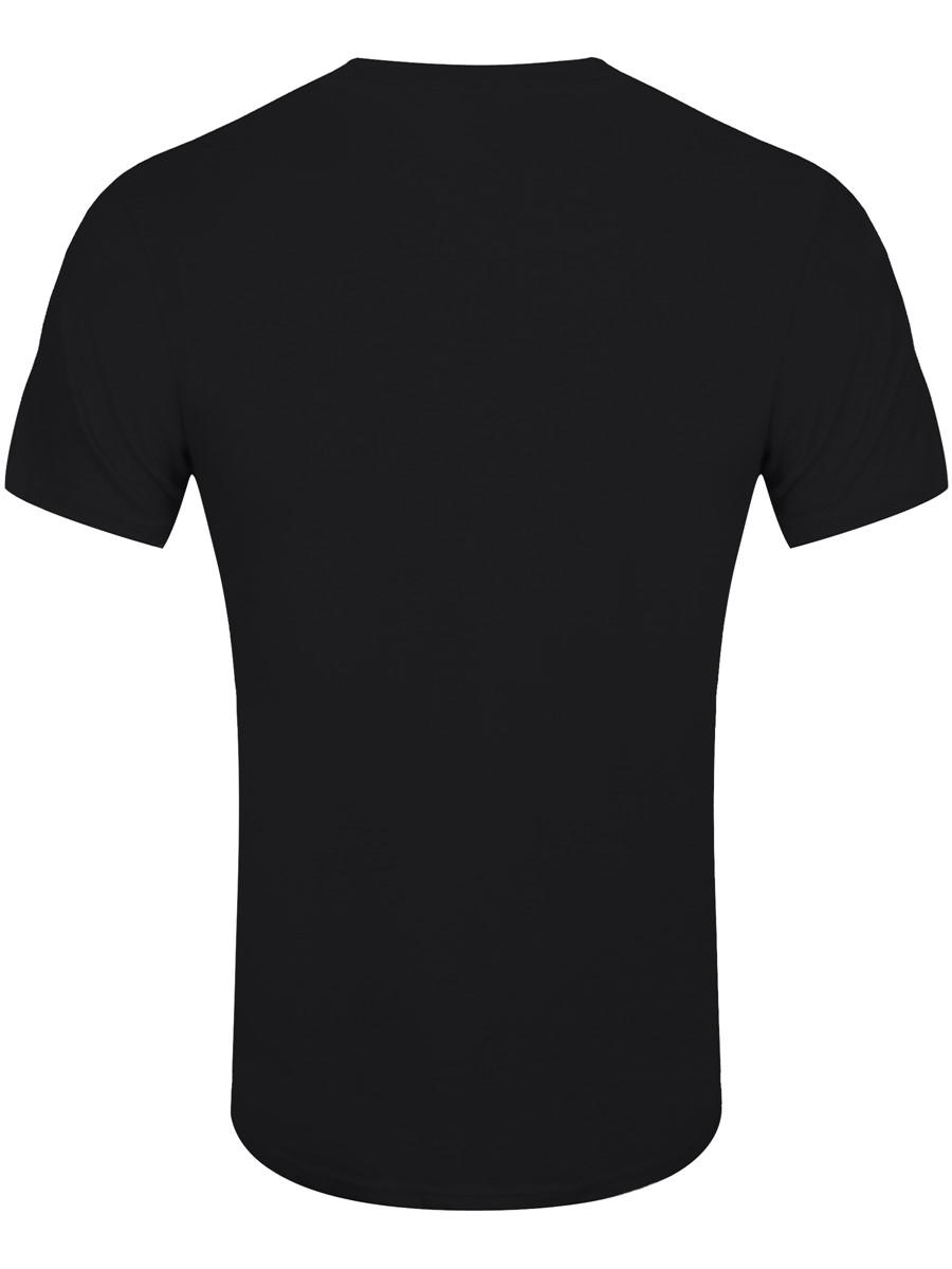 4283f079d David Bowie Vintage Diamond Dogs Logo Men's Black T-Shirt - Buy ...