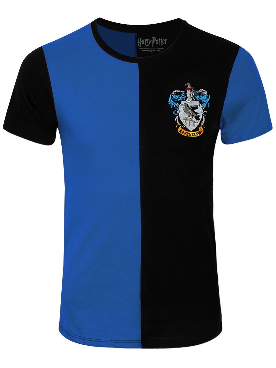 d1fc9578bc8 Harry Potter Ravenclaw Quidditch Team Men's T-Shirt - Buy Online at ...