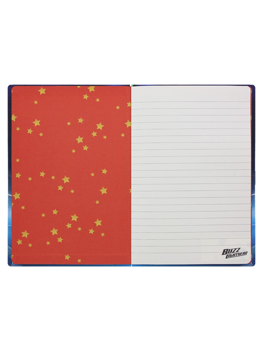 Toy Story Buzz Box Premium A5 Notebook