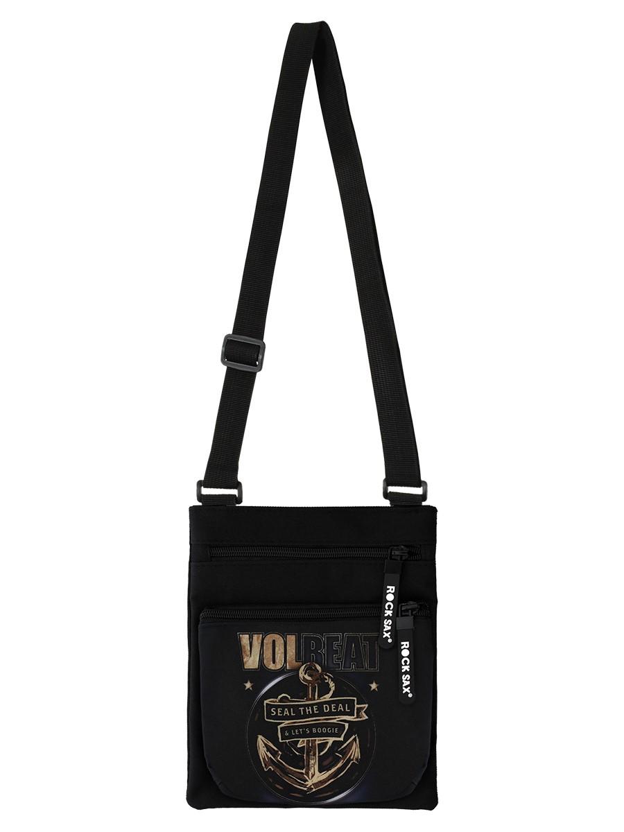 Volbeat Seal The Deal Cross Body Bag