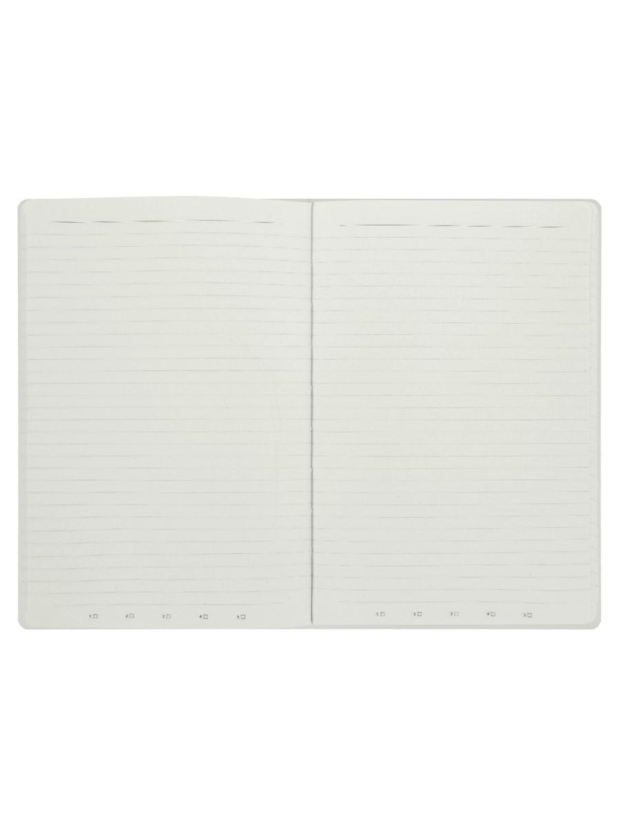 Deadly Tarot Notebook Felis The Emperor A5 Hard Cover Cream